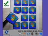 Customized Computer Logo Stickers