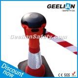Red Retractable Traffic Cone Topper