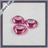 Heart Shape Glass Pendant Beads for Jewelry