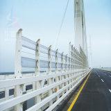 Polycarbonate Engineering Sheet Large Bridge Wind Barrier