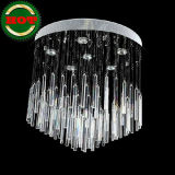 Clear Crystal Ceiling Pendant Lamp (AQ-88015)