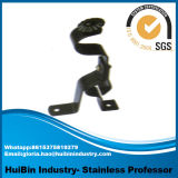 Metal Fixed Strong Double Wall Mount Curtain Rod Bracket Curtain Pole Bracket