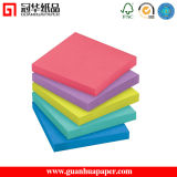 Multi Color Die Cut Different Shape Memo Pad Sticky Note