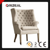 19th C. English Wing Back Chair (OZ-WC-001)