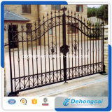 Walk Through Yard Metal Gate