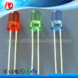 5mm Beauty Green Blue High Brightness Water Clear LED