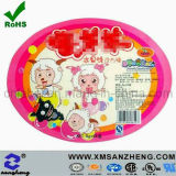 Weather Resistant Full Color Permanent UL Certified Private Candy Stickers