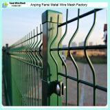 2014 China Supply Folded Galvanized Wire Mesh Fence