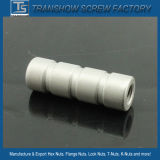 Aluminium Long Coupling Nut