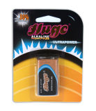 Alkaline Dry Battery (6LR61)