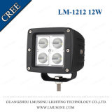 High Power Auto CREE LED Work Light 3 Inch 12W