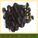 Natural Wavy Virgin Indian Human Hair