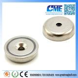 N42 D32xh8mm High Quality Pot Neodymium Magnet