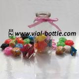 Decorative Clear Glass Bottle (hvgb005)