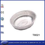 Aluminum Foil Oval Container (T8021)