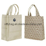 Promotional Shopping Bag Canvas Tote Bag (XTFLY00017)