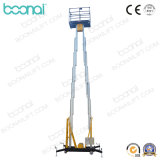 Mobile Aluminum Alloy Aerial Work Platform (10m Height)