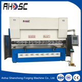 Reliable Operation 80t 2500mm Hydraulic CNC Press Brake