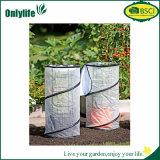 Onlylife PVC Pop up Mini Garden Greenhouse for Flowers Vegetables