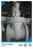 Hand Wheel Bolt Bonnet Manual API Flanged Gate Valve