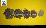 Brown Fused Aluminum Oxide Sand for Fireproofing Materials