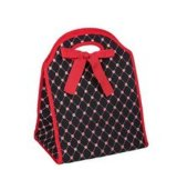 Cute Lunch Tote Bag with Bow-Tie for Kids