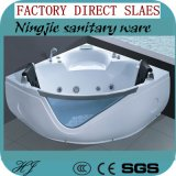 Foshan Ningjie Sanitary Ware Factory Outlet Acrylic Bathtub (510)