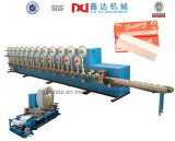 Full Automatic Rewinding Slitting Folding Cigarette Paper Making Machine Prices
