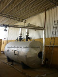High Quality Steam Accumulator with Insulation