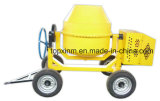 4 Wheels Portable Design 500L Industrial Use Concrete Mixer