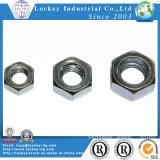 Carbon Steel Hex Nut Zinc Plated