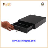 Quality Black Metal Cash Drawer for POS System Mk-460