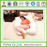 White Washable Total Body Pillow