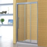 Hotel One Fixed Two Sliding Barhtoom Shower Screen (A*8903)