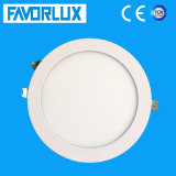 24W Recessed Mounted Round LED Panel Light