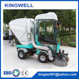 Diesel Compact Road Sweeper for Sale (KW-1900R)