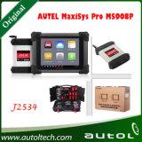 Original Autel Maxisys Ms908 PRO Autel Maxidas Maxisys PRO Diagnostic System with WiFi Autel Ms908p + J2534 Online Programming