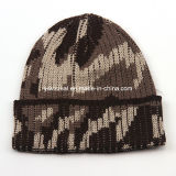 High Quality Fashion Newest Design Knitted Hat (WF-644-2)