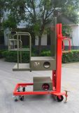 Lifting Equipments Semi Electric Stock Picker with Competitive Price