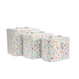 Tiny Stars Pattern Deco High Quality Wholesale Cosmetic Bag