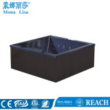 Side-by-Side Seating Type Acrylic Hydro Massage SPA Tub (M-3368)
