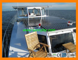 2000W DIY Solar Generation System for Marine Boat