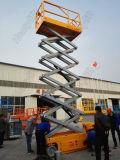 Mobile Self Propelled Scissor Hydraulic Lift Platform