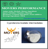 High Quality Cyproterone Acetate Intermediates with CAS No: 2701-50-0