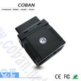 Obdii GPS Tracker GPS306 with Sos, Diagnostic Function Fuel Level Monitor