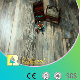 8.3mm Embossed Beech Waxed Edged Laminate Flooring