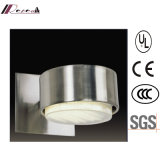 Modern Steel Bedside LED 7W Wall Lamp for Hotel
