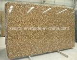 Polished Giallo Fiorito Granite Slabs