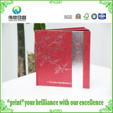 Binding Hardcover Printing Book with Hot Stamping