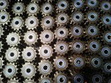 Roller Chain Sprocket Chain with Bearing